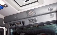 Scania Innenraum